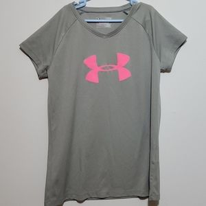 👋 3/$20  Under Armour Youth Large Te
